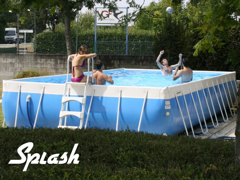 Splash Pools