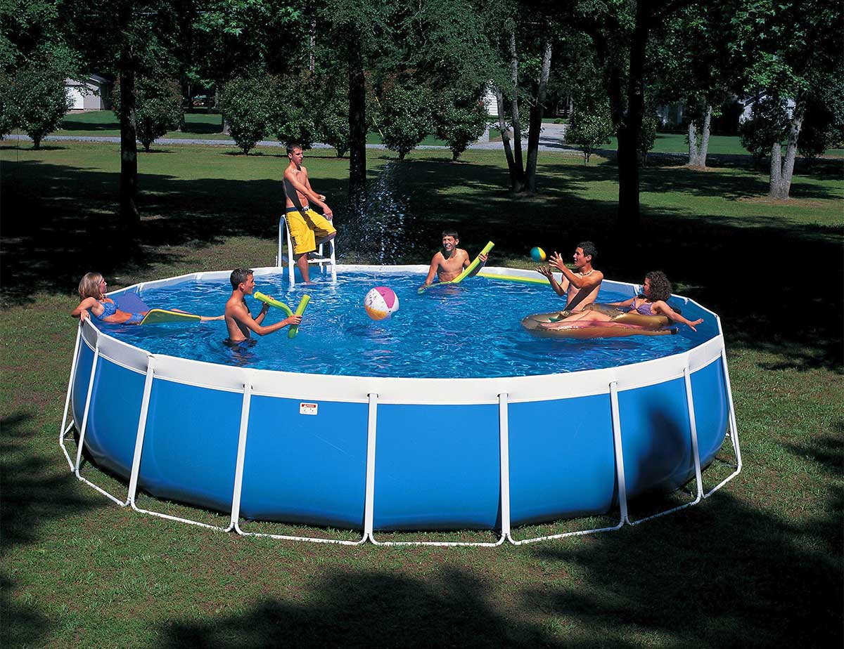 Patio furniture allied pools home design idea for Allied gardens pool